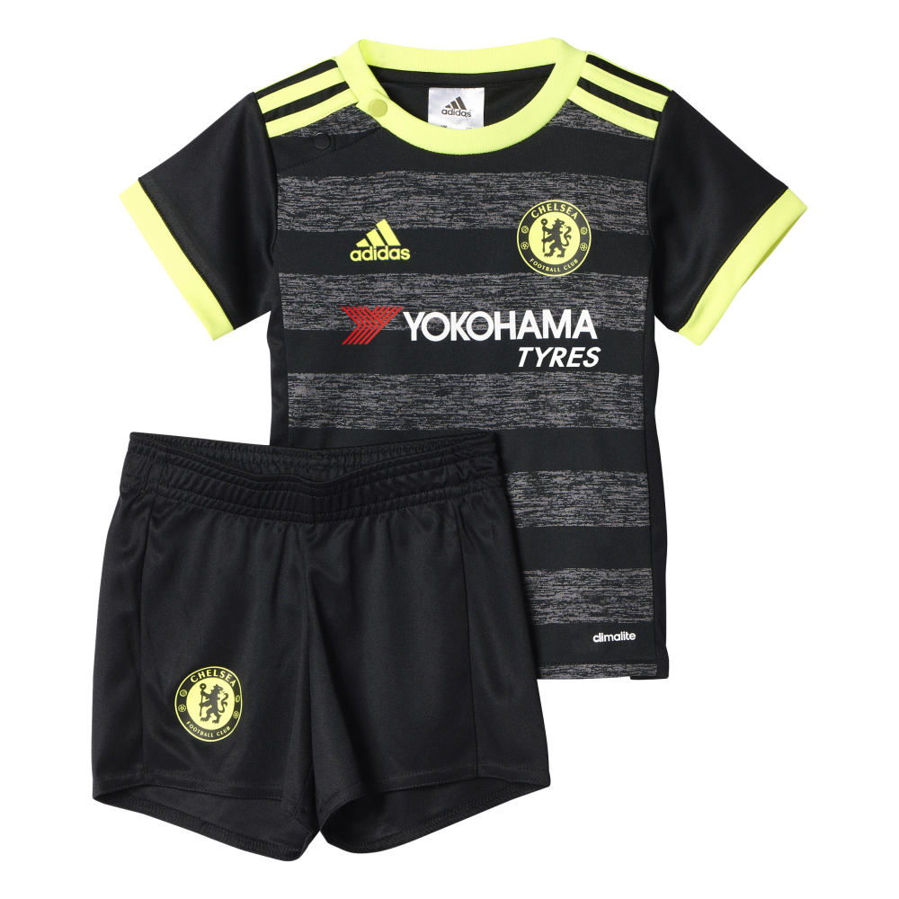 Adidas Chelsea Away Baby Kit 2016 2017