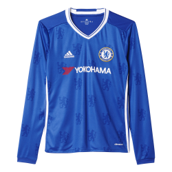 Chelsea Home Junior Long Sleeve Jersey 2016/2017