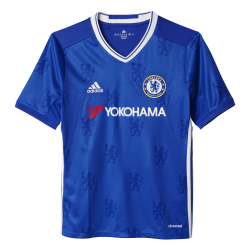 Chelsea Home Junior Short Sleeve Jersey 2016/2017