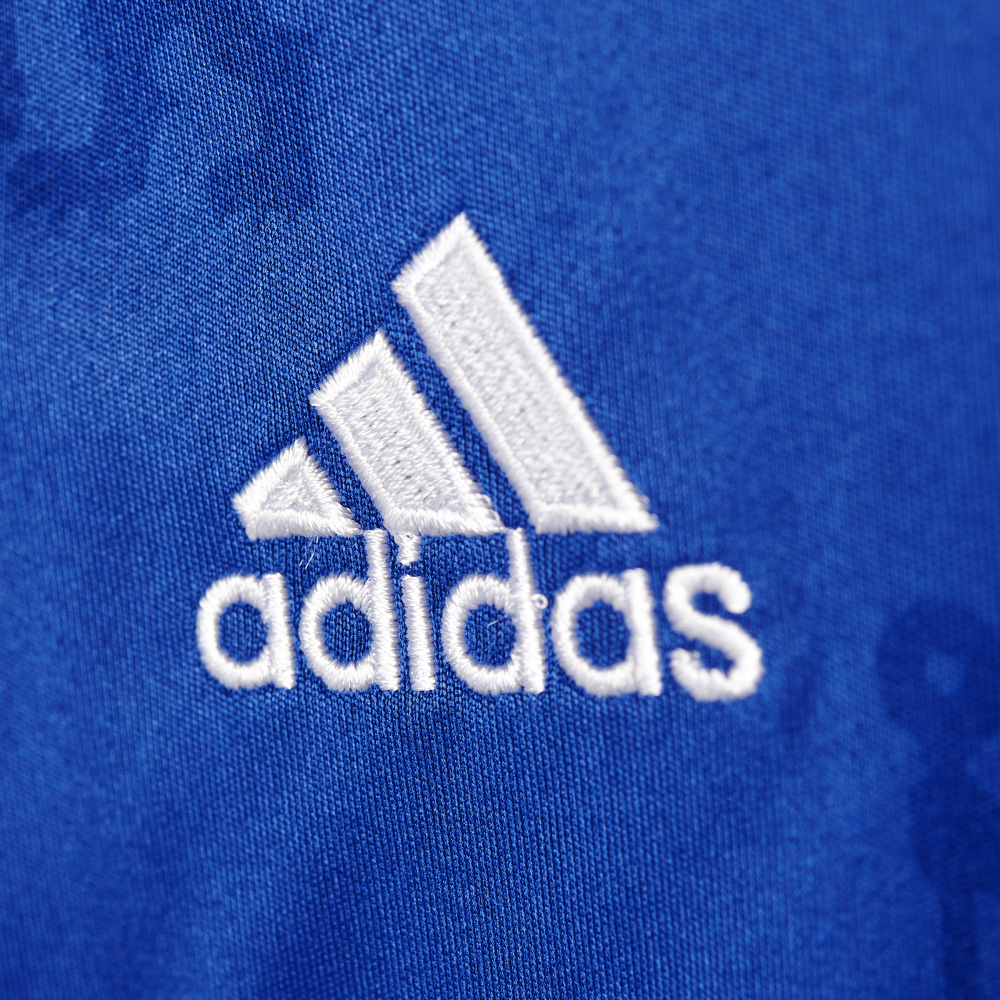 15d2bcc06fb adidas Chelsea Home Junior Short Sleeve Jersey 2016 2017 in Blue ...