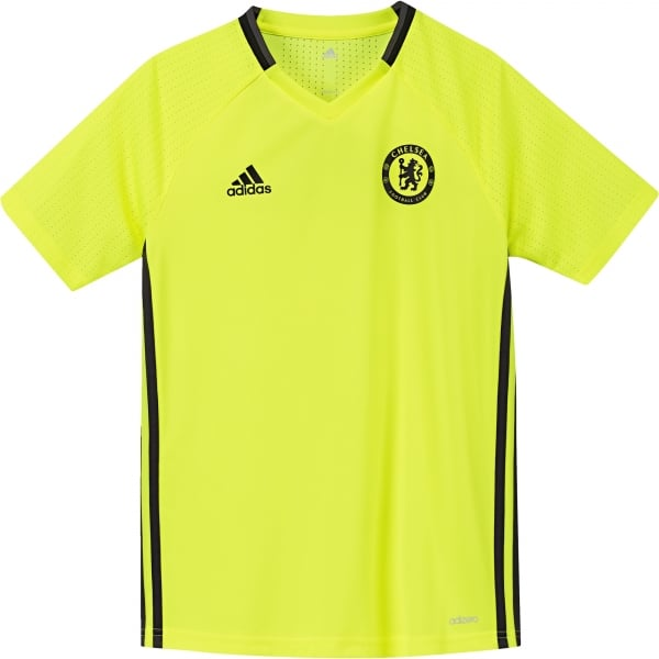 adidas Chelsea Junior Training Jersey