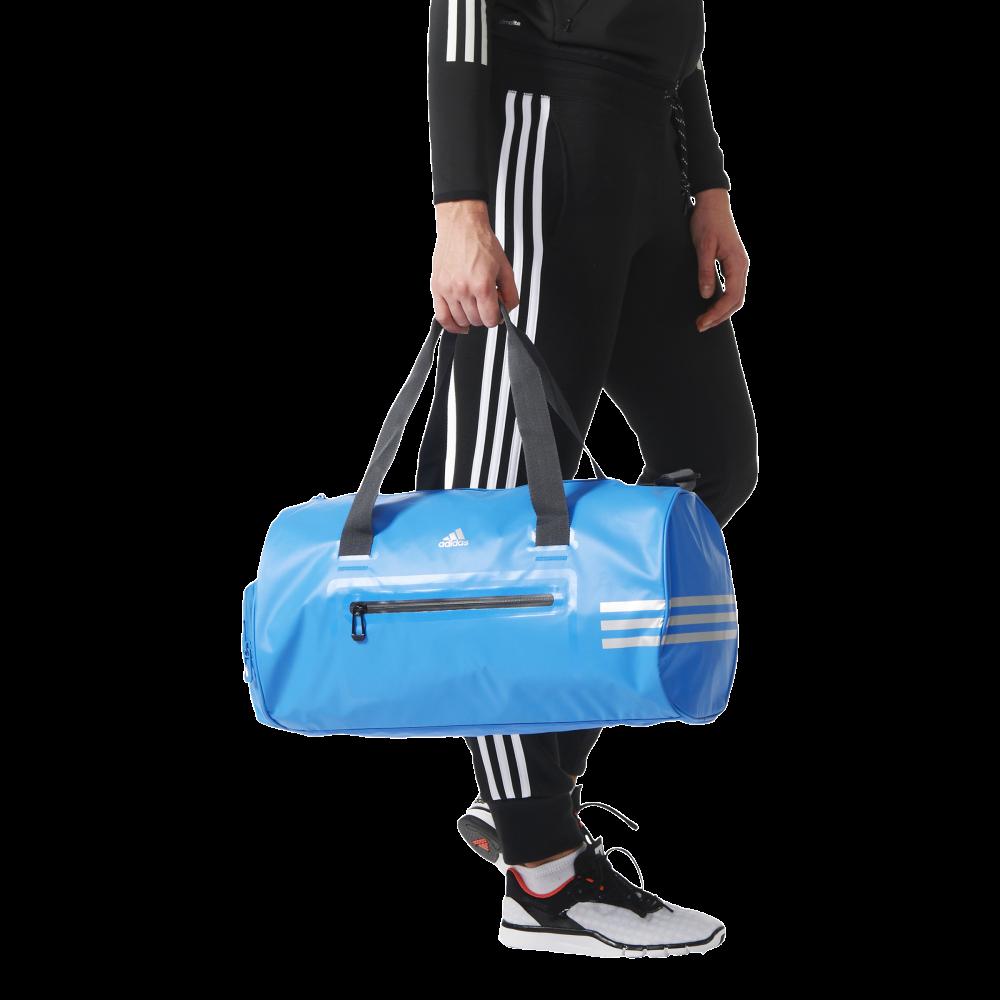 adidas small bag blue