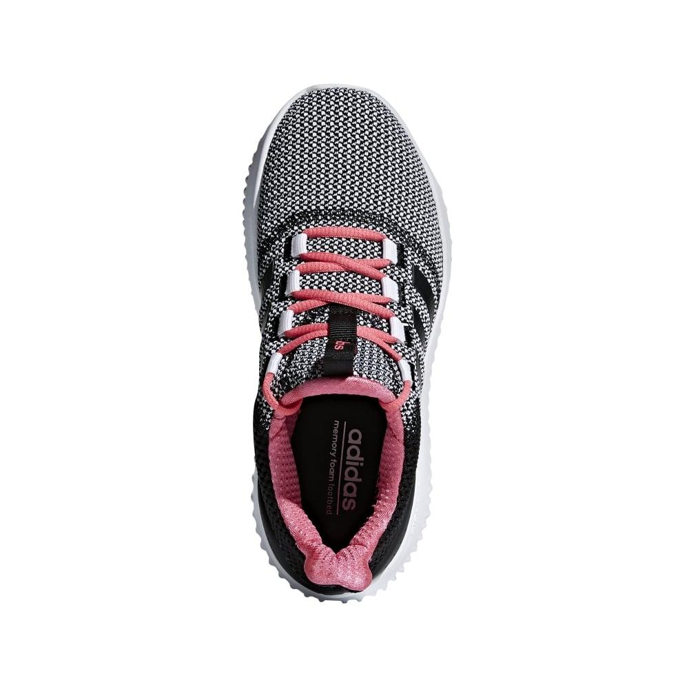 adidas cloudfoam scarpe finale (dimensioni 3 in nero excell