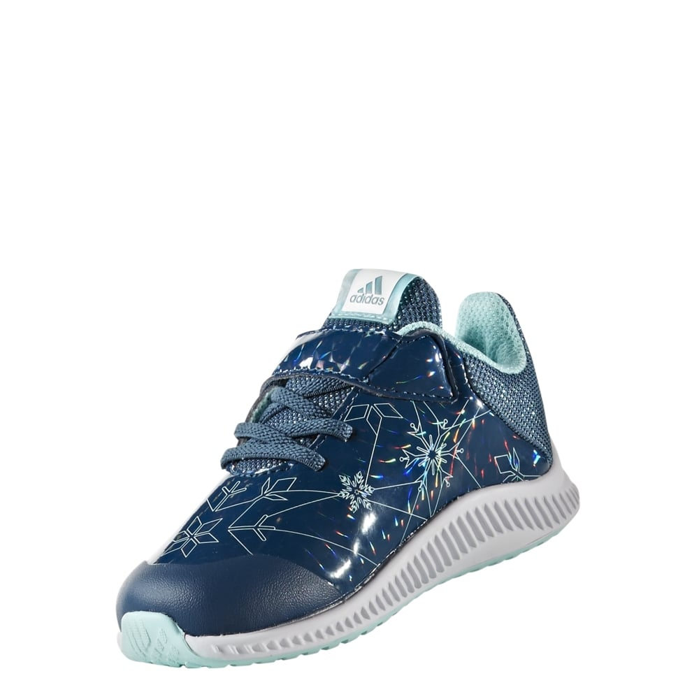 adidas Disney Frozen FortaRun Shoes in Petrol  4d15a4d471