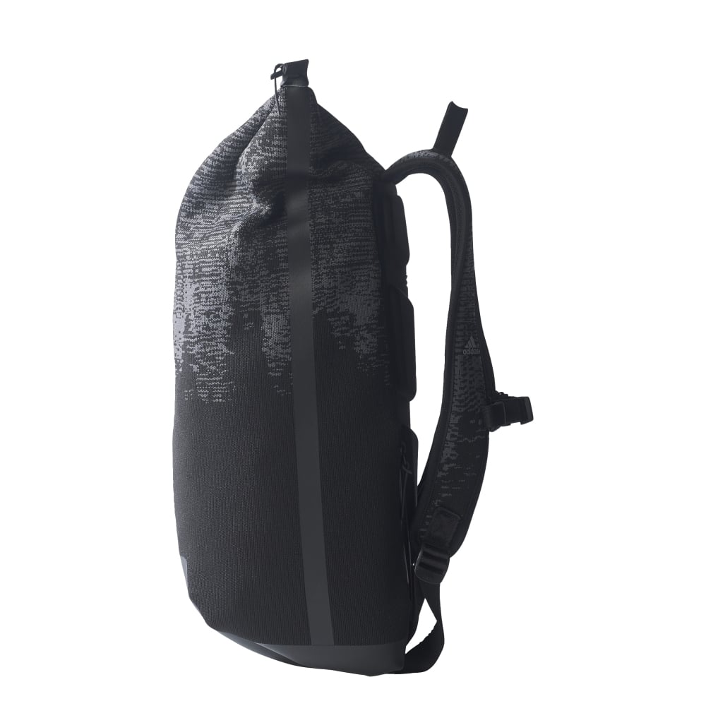 740b0d55137 adidas Energy Performance Knit Backpack in Black | Excell Sports UK