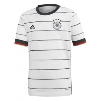 Germany Home Junior Short Sleeve Jersey 2020