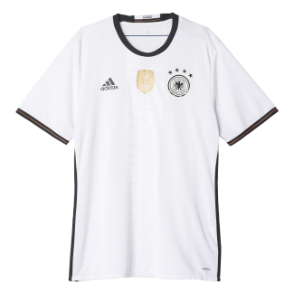 Germany Home Mens adizero Jersey 2016