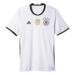 Germany Home Mens Short Sleeve Jersey 2016