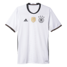 adidas Germany Home Mens Short Sleeve Jersey 2016