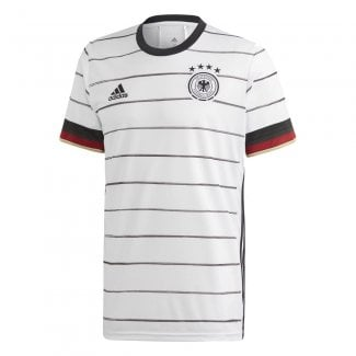 Germany Home Mens Short Sleeve Jersey 2020