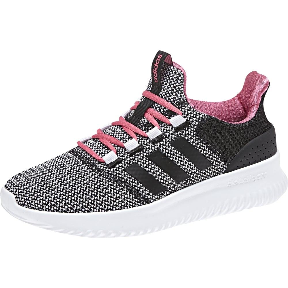 Adidas Girls Cloudfoam Ultimate Running