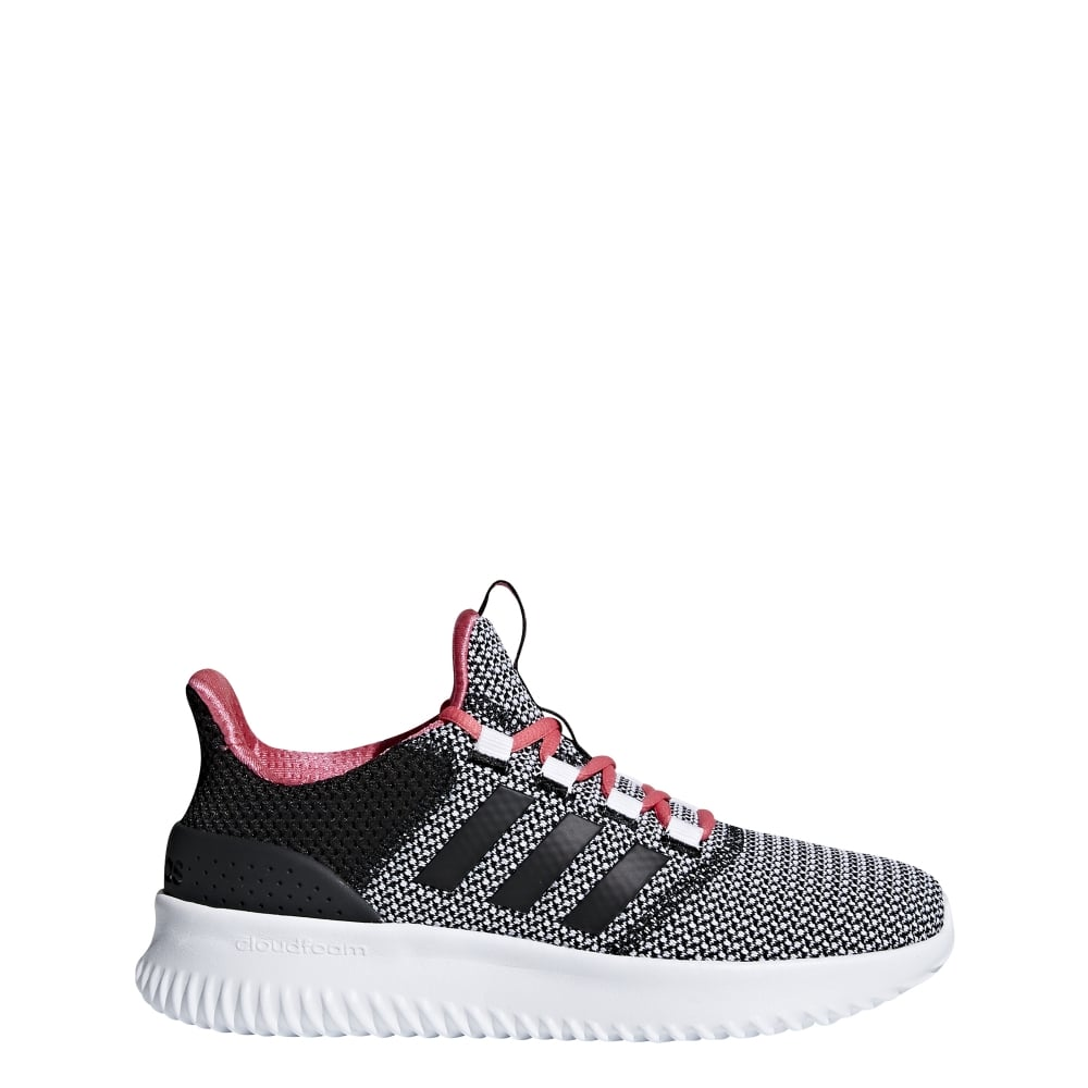 adidas Cloudfoam Ultimate Shoes (Sizes 3 5.5) in Black