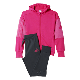 Girls Hooded Tracksuit