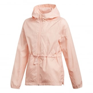 Girls ID Windbreaker