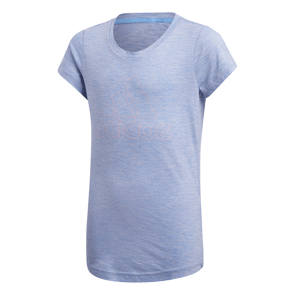 watch 44b78 88e7f Adidas Girls ID Winner T-Shirt - Adidas from Excell Sports UK