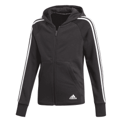 Girls Must Haves 3-Stripes Hoodie