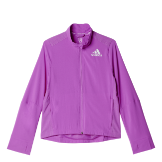 Girls Running Windbreaker