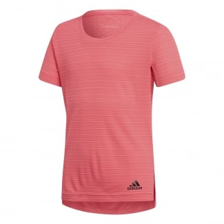 Girls Training Climachill Tee