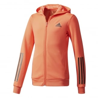 Girls Training Full Zip Hoodie