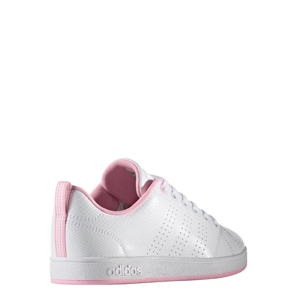 ... Adidas Girls VS Advantage Clean Shoes (sizes 3-5.5) ...