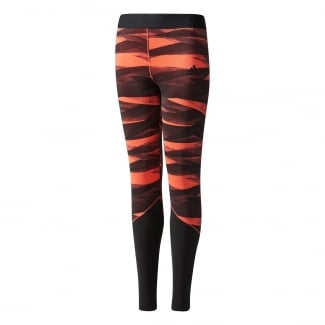 Girls Wrap Training Tights