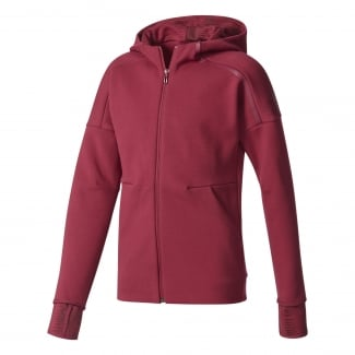 Girls ZNE 2 Pulse Full Zip Hoodie