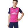 adidas Hamburg SV Away Junior Short Sleeve Jersey 2016/2017