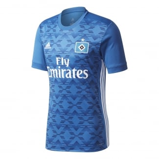 Hamburg SV Away Mens Short Sleeve Jersey 2017/2018
