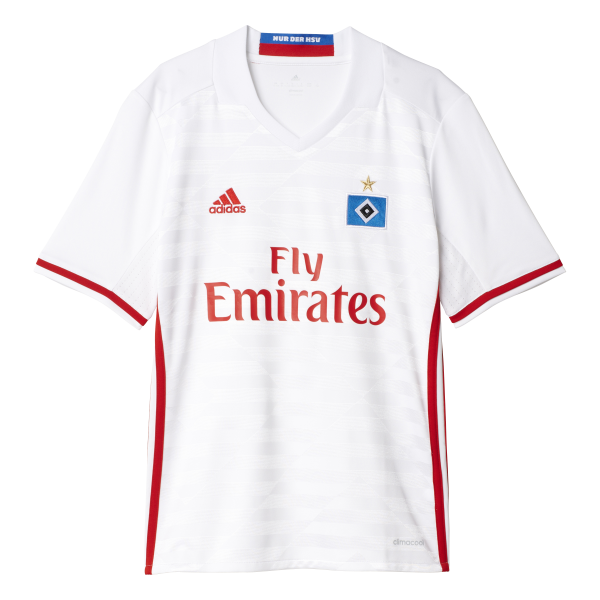 Adidas Hamburg SV Home Junior Short Sleeve Jersey 2016/2017