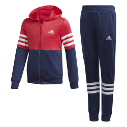 Hooded Girls Track Suit