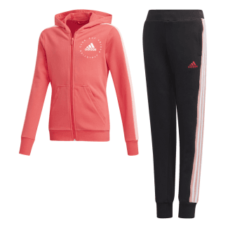 Hooded Girls Tracksuit