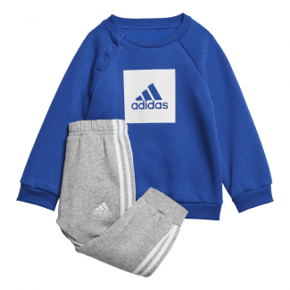 Infant 3-Stripes Fleece Jogger Set