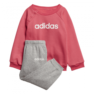Infant Linear Fleece Jogger Set