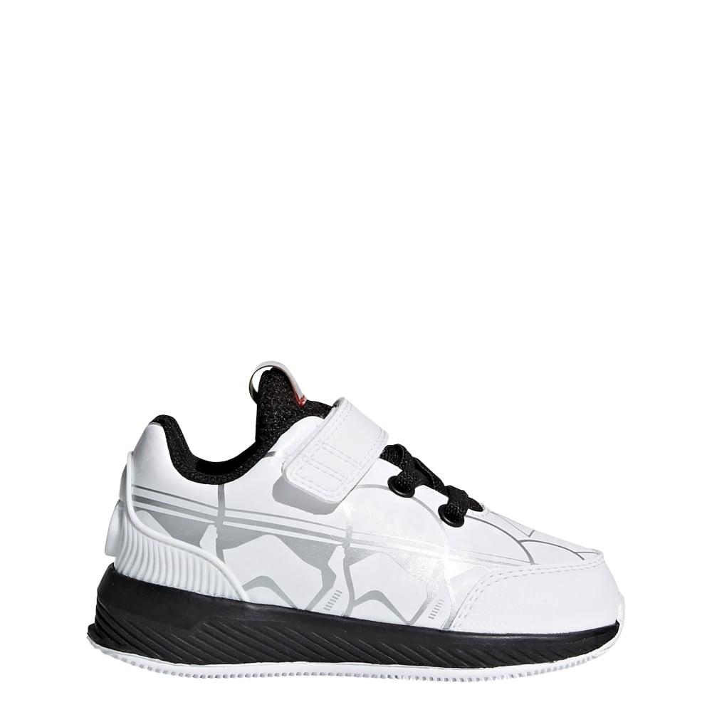 Adidas Infant Star Wars RapidaRun Shoes
