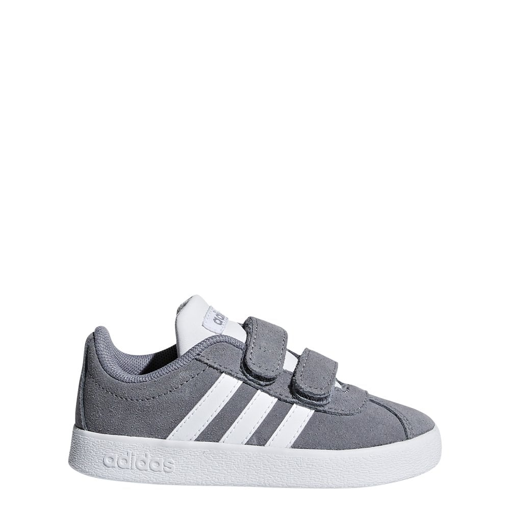 online retailer c9667 a03aa Adidas Infant VL Court 2.0 Shoes - Adidas from Excell Sports