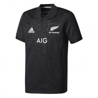 Junior All Blacks Home Jersey