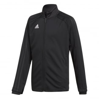 Junior Condivo 18 Black Training Jacket