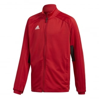Junior Condivo 18 Red Training Jacket