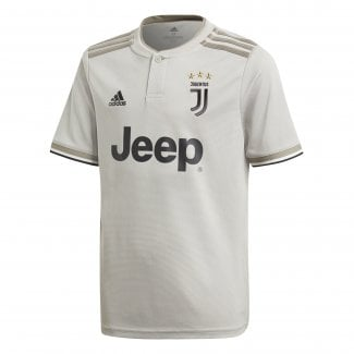 Juventus Away Junior Short Sleeve Jersey 2018/2019