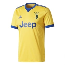 Juventus Away Mens Short Sleeve Jersey 2017/2018