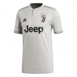 Juventus Away Mens Short Sleeve Jersey 2018/2019