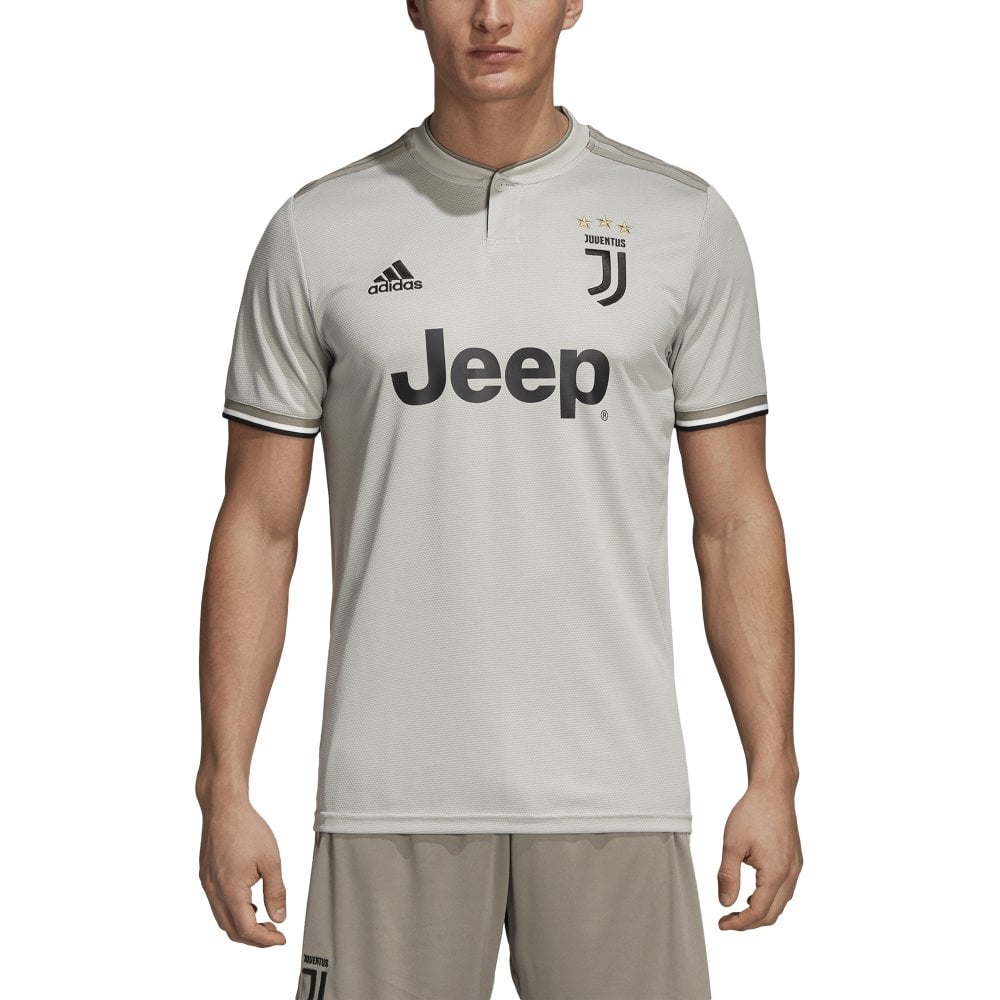 wholesale dealer 22555 ad711 Adidas Juventus Away Mens Short Sleeve Jersey 2018/2019 ...