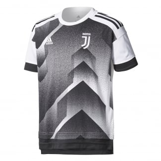 Juventus Home Junior Pre-Match Jersey 2017/2018