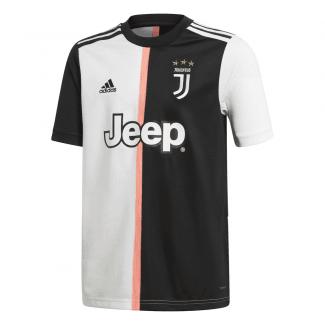 5d96893e8 Juventus Home Junior Short Sleeve Jersey 2019 2020