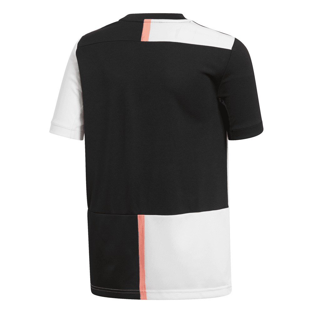 Adidas Juventus Home Junior Short Sleeve Jersey 2019/2020 - Adidas from Excell Sports UK