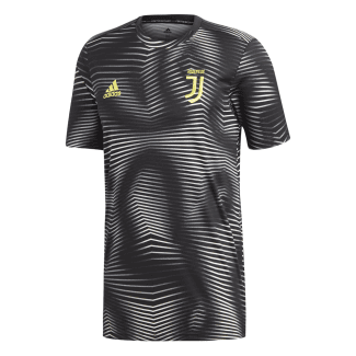 Juventus Home Mens Pre-Match Jersey