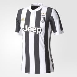 Juventus Home Mens Short Sleeve Jersey 2017/2018