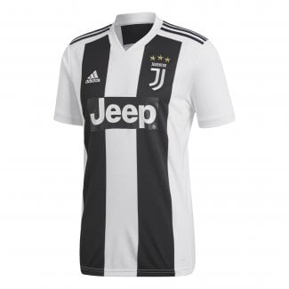 Juventus Home Mens Short Sleeve Jersey 2018/2019