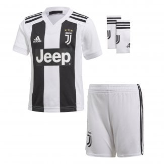 Juventus Home Mini Kit 2018/2019