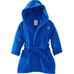 Kids 3 Stripe Bathrobe